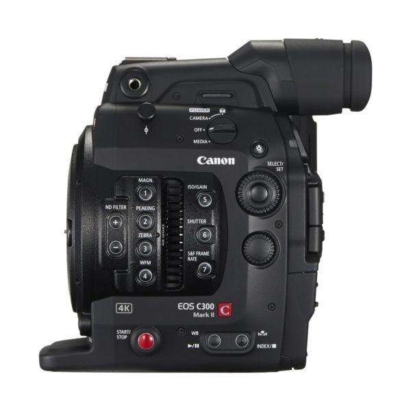 Аренда видеокамеры Canon C300 Mark II EF-Mount