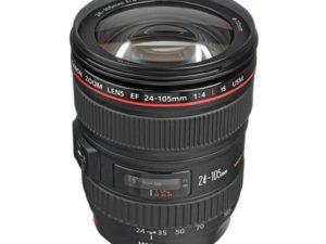 Аренда объектива Canon EF 24-105 f-4.0 IS L USM|02