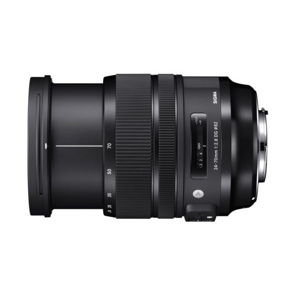 Аренда объектива Sigma AF 24-70 f-2.8 DG HSM OS Art для Canon