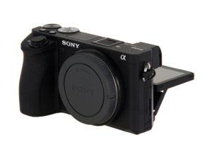 Аренда системного фотоаппарата Sony Alpha 6500 02