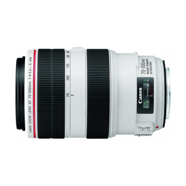 Аренда объектива Canon EF 70-300 f-4-5.6 L IS USM