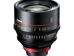 Аренда объектива Canon CN-E 135 T2.2 L F|02