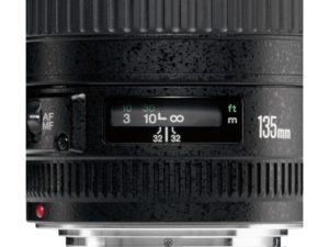 Аренда объектива Canon EF 135mm f-2L USM|02