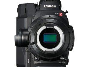 Аренда видеокамеры Canon C300 Mark II PL-Mount 02