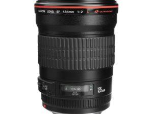 Аренда объектива Canon EF 135 f-2.0 L USM|02