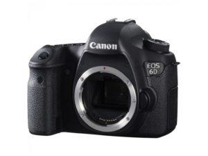 Аренда зеркального фотоаппарата Canon EOS 6D Body 02