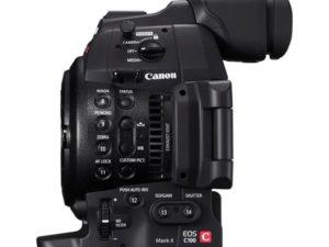 Аренда видеокамеры Canon C100 Mark II EF-Mount 02