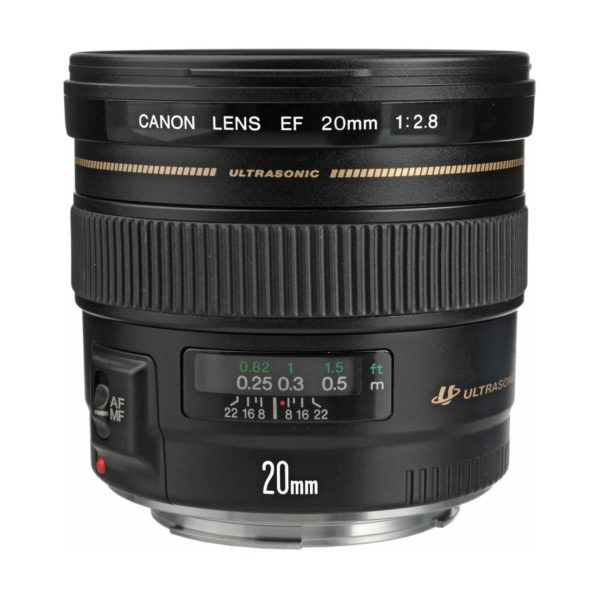 Аренда объектива Canon EF 20 f-2.8 USM|02