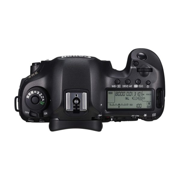 Аренда фотоаппарата Canon 5DS body