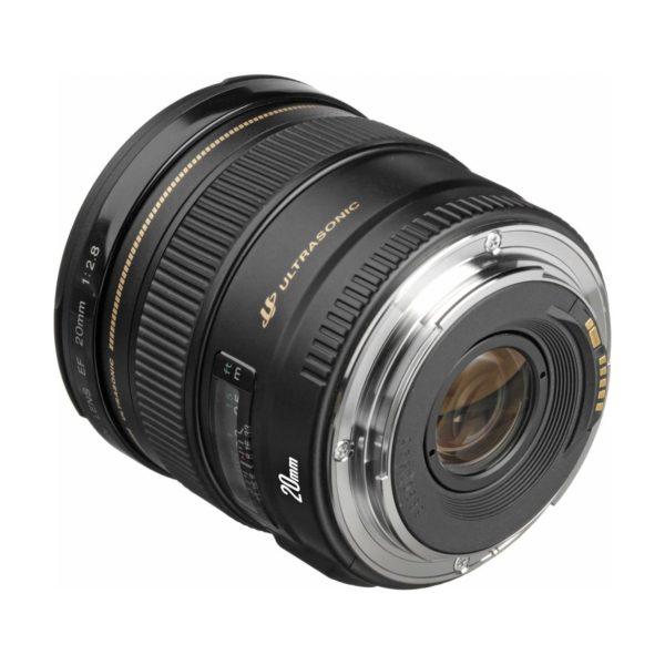 Аренда объектива Canon EF 20 f-2.8 USM|04