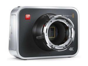 Аренда видеокамеры Blackmagic Production Camera 4K PL