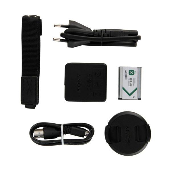 Аренда компактного фотоаппарата Sony CyberShot HX400 Black