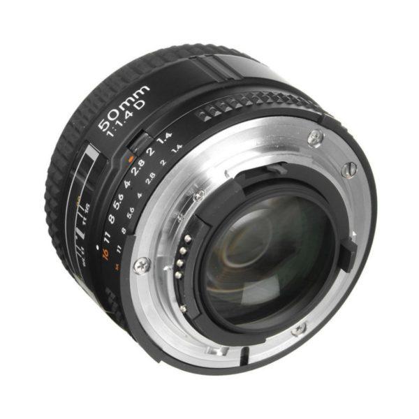 Аренда объектива Nikkor AF 50 f-1.4 D