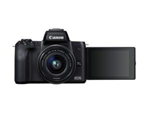 Аренда системного фотоаппарата Canon EOS M50 EF-M15-45 IS STM Kit Black