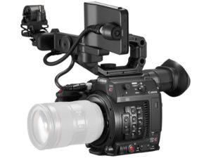 Аренда видеокамеры Canon C200 PL-Mount 02
