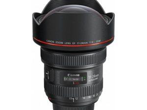 Аренда объектива Canon EF 11-24 f-4.0 L USM