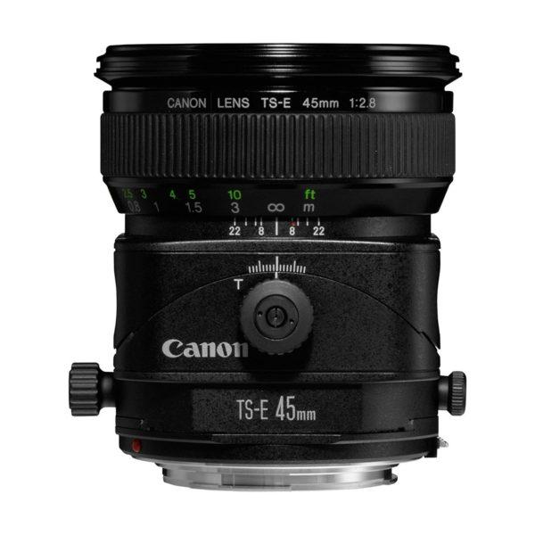 Аренда объектива Canon TS-E 45 f-2.8