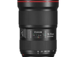 Аренда объектива Canon EF 16-35 f-2.8 L III USM|02