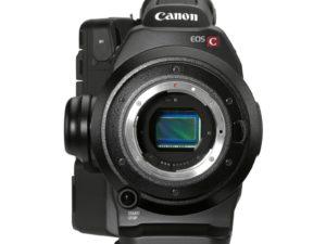 Аренда видеокамеры Canon C300 EF-Mount