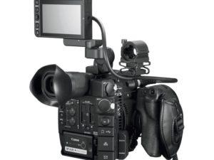 Аренда видеокамеры Canon C200 PL-Mount