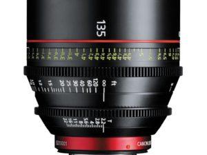 Аренда объектива Canon CN-E 135 T2.2 L F