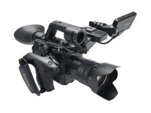 Аренда видеокамеры Sony PXW-FS5 02