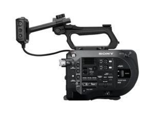 Аренда видеокамеры Sony PXW-FS7 02