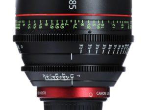 Аренда объектива Canon CN-E 85 T1.3 L F|02
