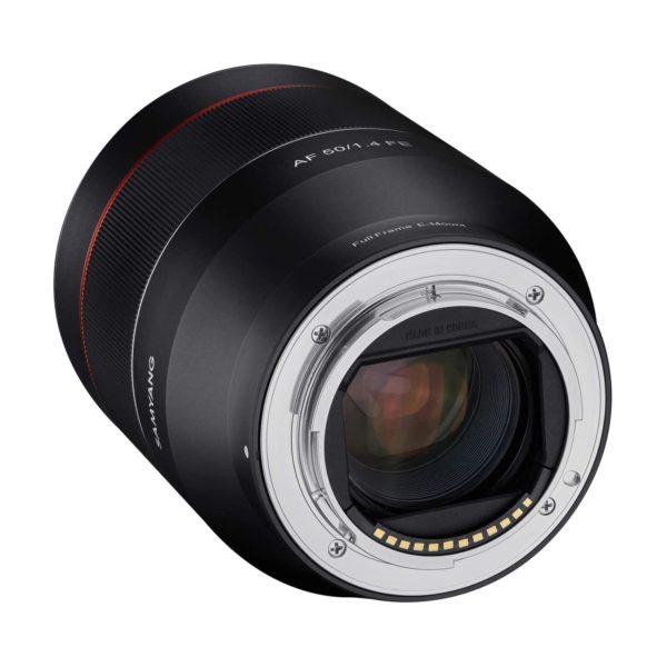 Аренда объектива Samyang AF 50 f-1.4 FE Sony E