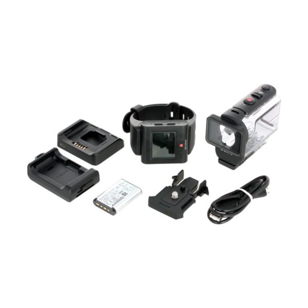 Аренда экшн-камер Sony FDR-X3000R