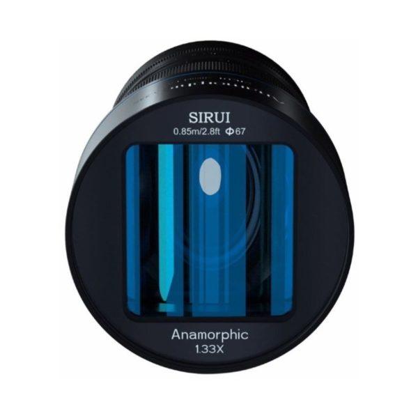 Аренда объектива Sirui 50 f-1.8 Anamorphic Fujifilm X