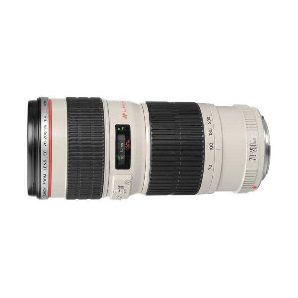 Аренда объектива Canon EF 70-200 f-4.0 L USM