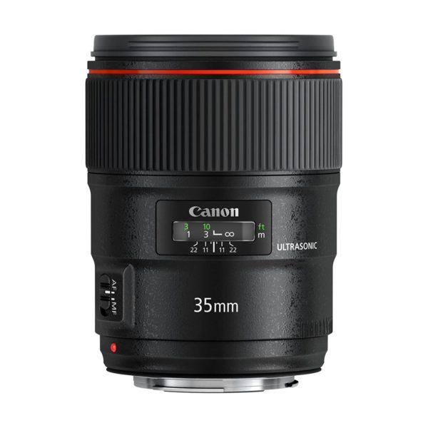 Аренда объектива Canon EF 35 f-1.4 L II USM