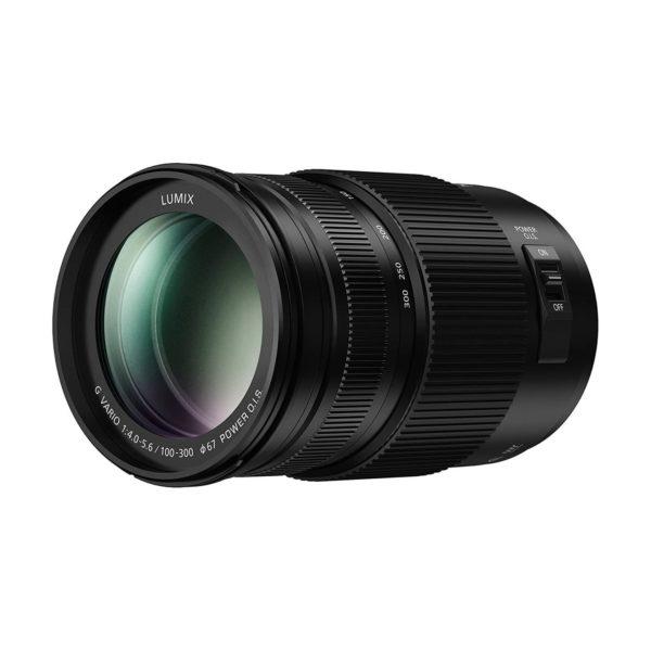 Аренда объектива Panasonic Lumix 100-300 f-4-5.6 II G Vario O.I.S.