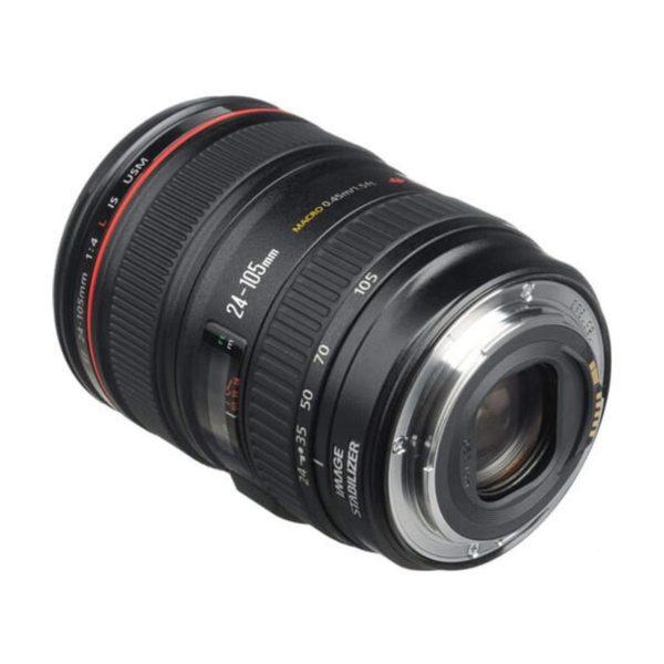 Аренда объектива Canon EF 24-105 f-4.0 IS L USM
