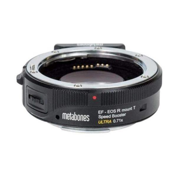 Аренда адаптера Micro4-3 - Canon EF Metabones T Speed Booster ULTRA 0.71x