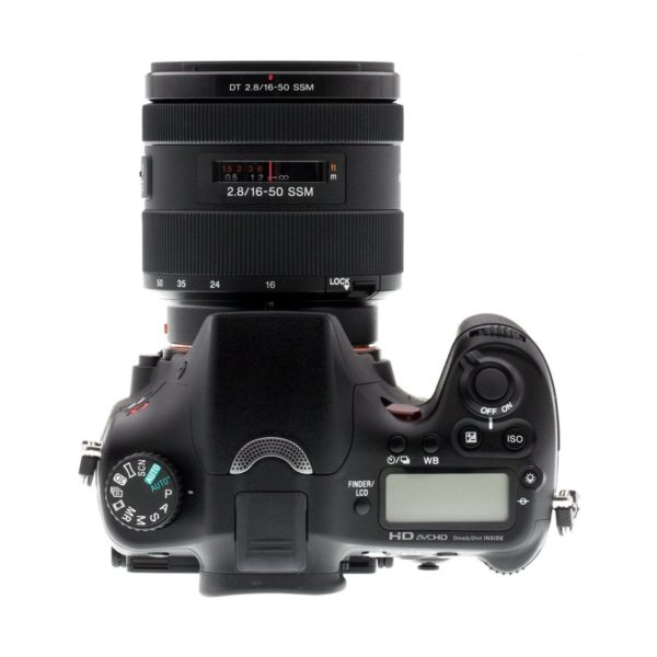 Аренда зеркального фотоаппарата Sony Alpha SLT-A77 Kit