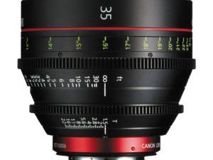 Аренда объектива Canon CN-E 35 T1.5 L F|02