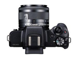 Аренда системного фотоаппарата Canon EOS M50 EF-M15-45 IS STM Kit Black 02