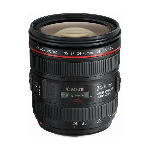 Аренда объектива Canon EF 24-70 f-4.0 L IS USM