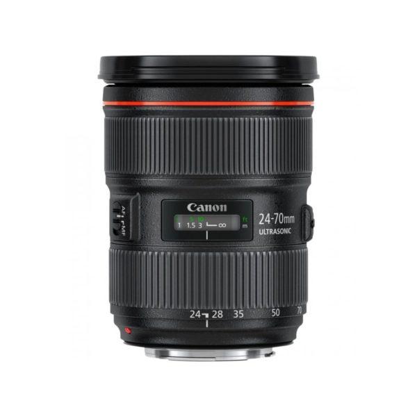 Аренда объектива Canon EF 24-70mm f-2.8L II USM|02