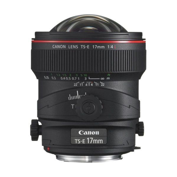 Аренда объектива Canon TS-E 17 f-4.0 L