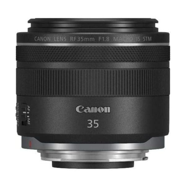 Аренда объектива Canon RF 35 f-1.8 Macro IS STM