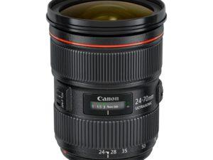 Аренда объектива Canon EF 24-70 f-2.8 L USM II|02