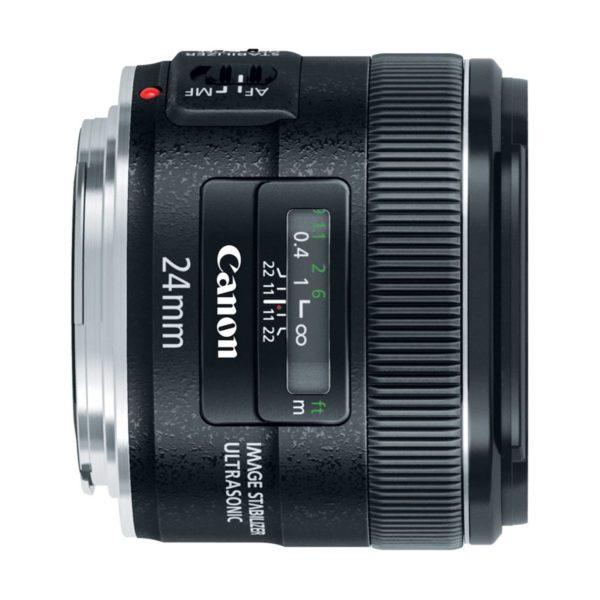 Аренда объектива Canon EF 24 f-2.8 IS USM