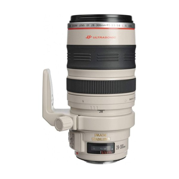Аренда объектива Canon EF 28-300 f-3.5-5.6 L IS USM