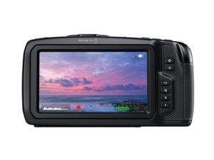 Аренда видеокамеры Blackmagic Pocket Cinema Camera 4K MFT