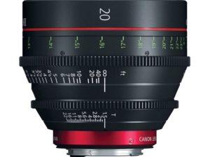 Аренда объектива Canon CN-E 20 T1.5 L F|02