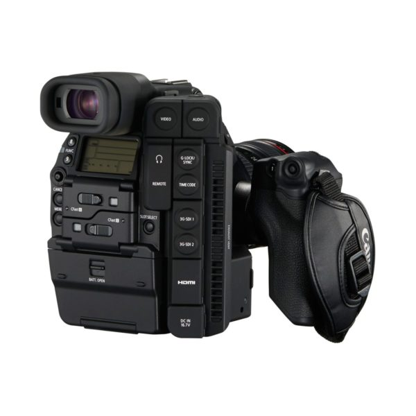 Аренда видеокамеры Canon C300 Mark II PL-Mount