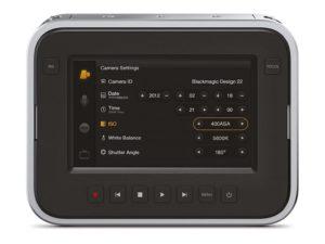 Аренда видеокамеры Blackmagic Production Camera 4K EF 02